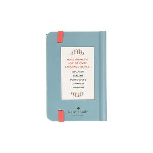 kate spade Accessories - Kate Spade Mini Notebook with Pen